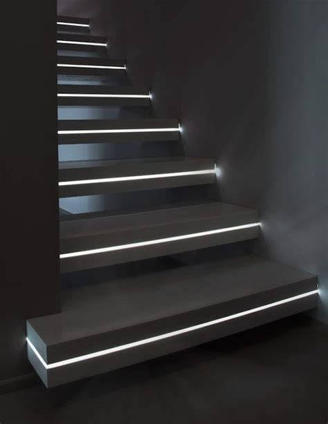 Bus Handrail 15 Modern Staircases With Spectacular Lighting