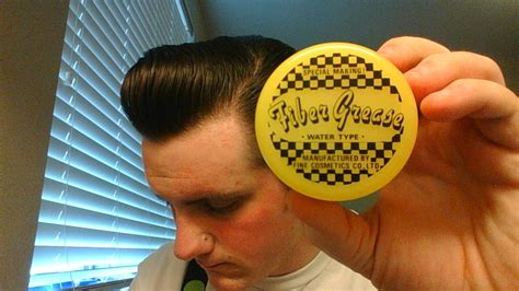 Pomade Termahal Di Dunia fiber grease by cool grease review the best in the line