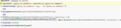 jquery validation pattern not working mvc unobtrusive validation with jquery 1 9 not working
