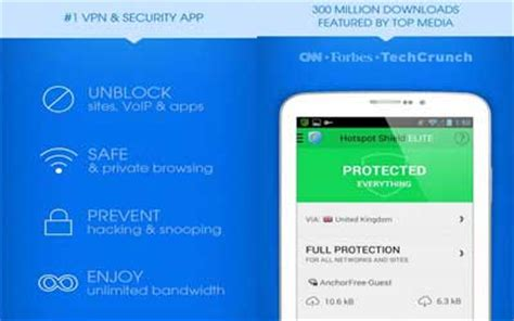 hotspot shield for android apk hotspot shield vpn apk 4 6 1 android version apkrec