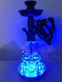 shisha beleuchtung sch 246 ne wasserpfeife shisha glas wasserpfeife shisha led