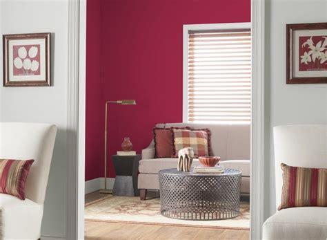 ideas para decorar salon rojo decorar paredes colores originales para el sal 243 n