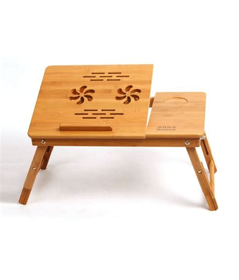 solid wood computer desk best price best 25 solid wood folding laptop desk brown buy at best price in india on snapdeal