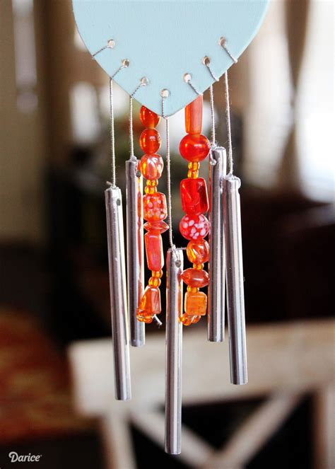 diy beaded wind chimes diy wind chimes mini beaded chimes darice