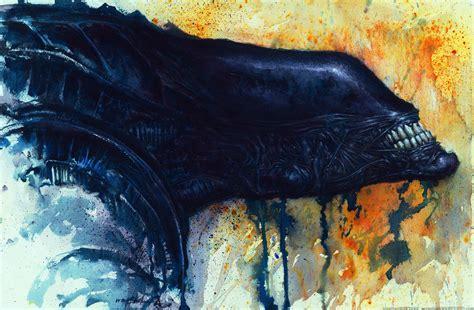 xenomorph paint xenomorph by jonathan wayshak