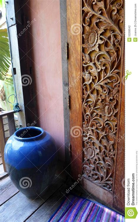 Thai Home Decor by Thai House Decor Stock Photo Image Of Craft Ceramic