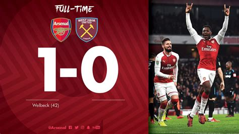 arsenal quiz 2017 18 download video arsenal 1 vs 0 west ham carabao cup