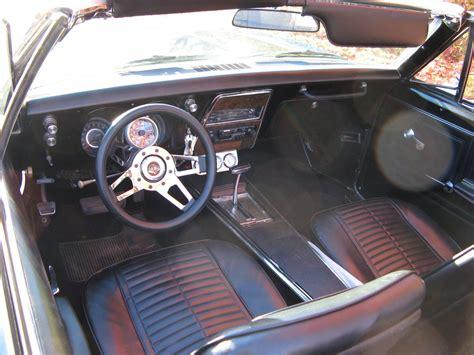 1967 Firebird Interior pontiac firebird 1967 1969 1st generation amcarguide