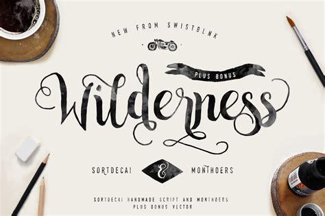 Handmade Fonts Free - sortdecai handmade script and bonus by swistblnk design
