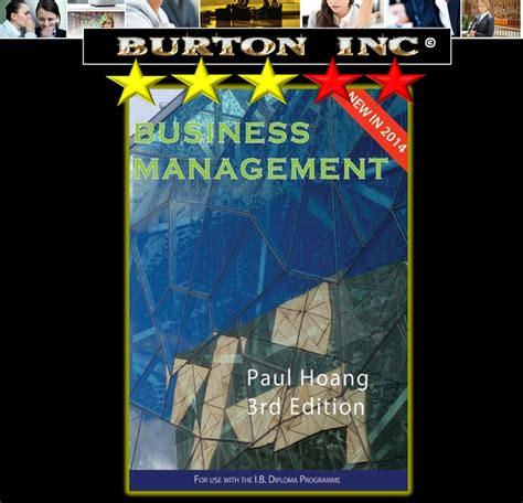 Project Management Mba Textbook Pdf by Ib Business Management Textbooks And Resources Reviews