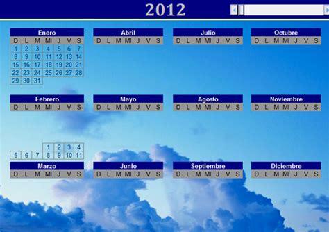 doodle crear calendario descargar calendarios 2012 en excel