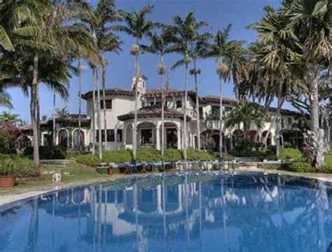 Old Florida House Plans Donald Trump And Governor Jeb Bush In Miami Real Estate