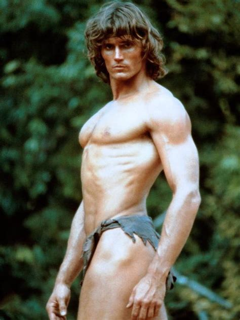 who is the actress with tarzan in the geico commercial tarzan the ape man 1981 miles o keeffe legendary