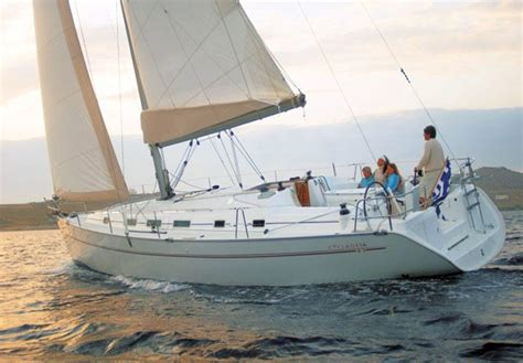 lade nautiche beneteau cyclades 43 3 gt barcha a vela per noleggio in