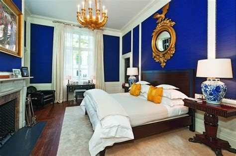 cobalt blue bedroom pin by buhrmester paint on the wow factor