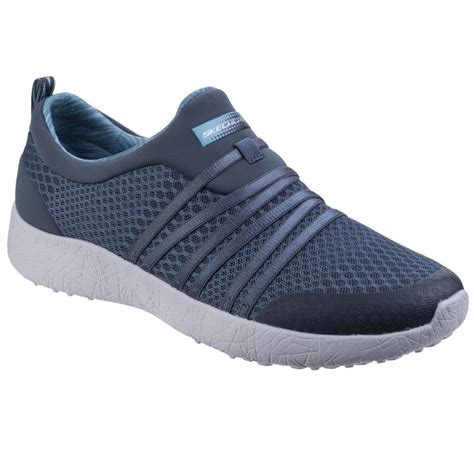 sports shoes uk skechers burst daring womens sports shoes