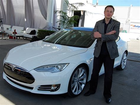 elon musk factory tesla model 3 unveiling set for march 2016 company