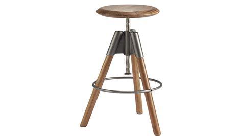 revolution adjustable bar stool cb2