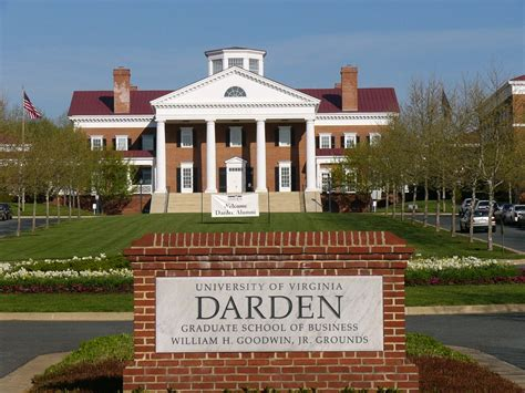 Of Viriginia Mba Admission by File Darden School Univ Of Virginia Jpg Wikimedia Commons