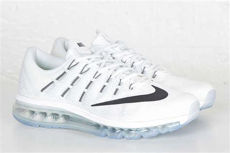 Nike Airmax 2016 nike air max 2016 white sneaker bar detroit
