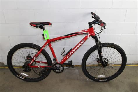 Cannondale F5 Ch 27 5 2015 cannondale f5 mountain bike property room