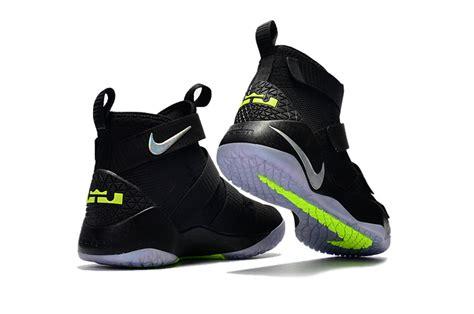 Promo Sepatu Basket Nike Lebron Soldier 11 wholesale nike lebron soldier 11 black basketball