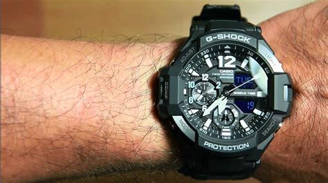 Jam Tangan Casio G Shock Ga 1100 casio g shock gravity master ga 1100 1a indowatch co id