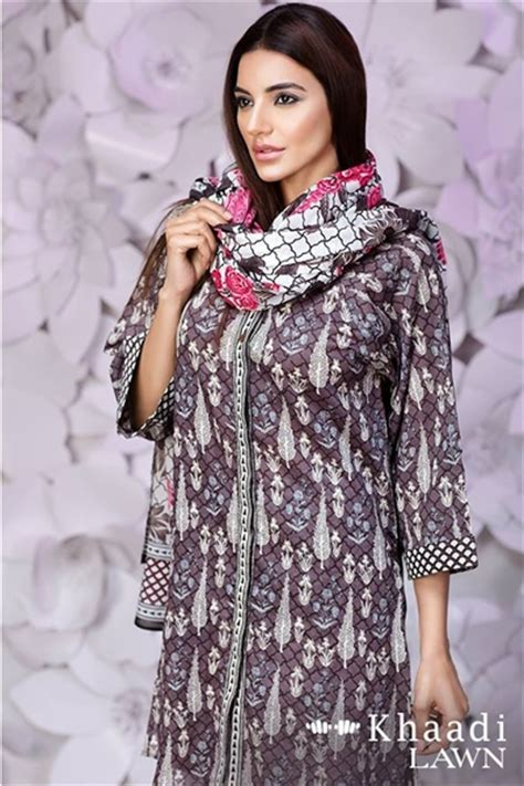 dress design lawn 2016 khaadi lawn 2016 2017 summer collection with prices she