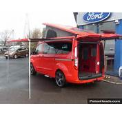 Used 2014 Ford Transit Custom Camper For Sale In Wales  Pistonheads
