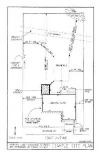 site plan drawing decoding the architect s drawings nestopia