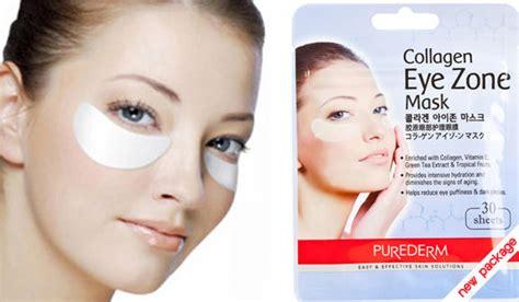 Collagen Eye Zone Mask collagen eye zone mask płatki kolagenowe pod oczy