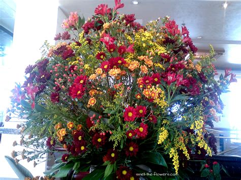 floral arranging floral arrangement smell the flowers blog