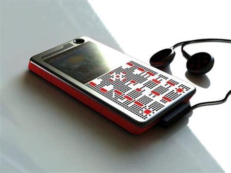Blind Phone blind phone concept phones part 2
