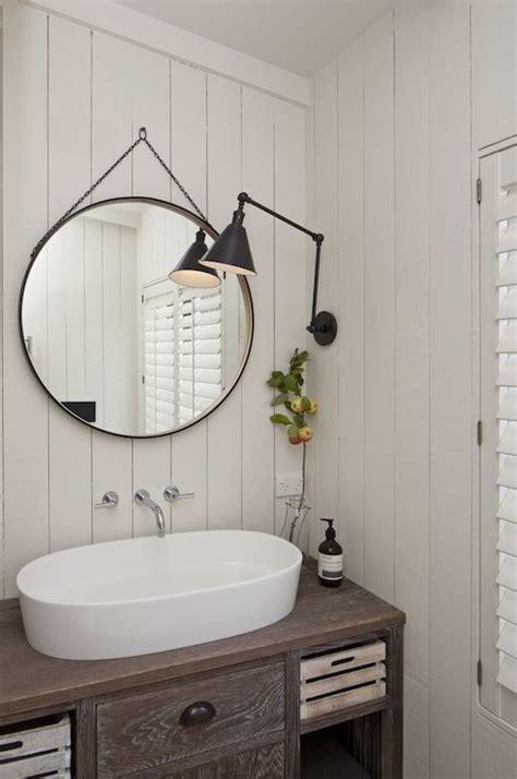 bathroom sink pulling away from wall best 25 bathroom lights over mirror ideas on pinterest