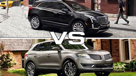 Cadillac Vs Lincoln 2017 Cadillac Xt5 Vs 2016 Lincoln Mkx Auto Photo News