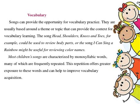 Teaching Vocabulary Through Thesis by Teaching Vocabulary To Learners Thesis