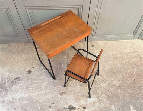 bureau et chaise enfant ensemble bureau et chaise enfant vintage