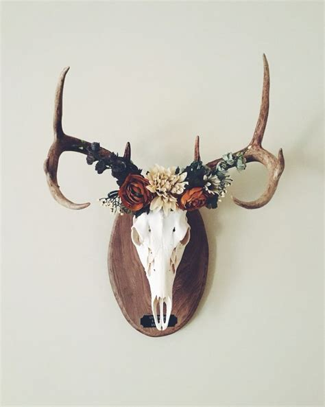deer head home decor 25 best ideas about deer mounts on pinterest euro