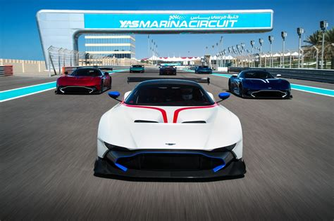 Aston Martin Ownership by Aston Martin Vulcan Ownership Experience Starts With Yas