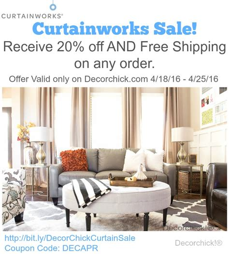 curtain works reviews curtain works coupon code mega deals and coupons