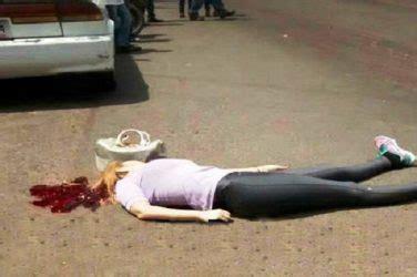 valentin elizalde cadaver camioneta con cuerpo de viuda de valent 237 n elizalde choca