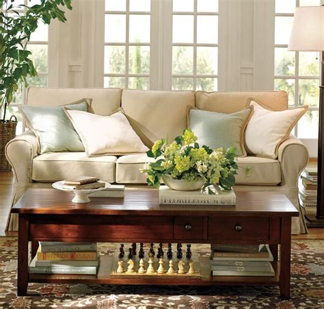 pottery barn loveseat slipcovers sofas pottery barn images