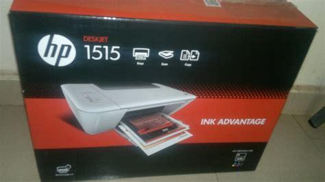 Printer Hp Deskjet 1515 hp deskjet 1515 3in1 printers new for 12k technology