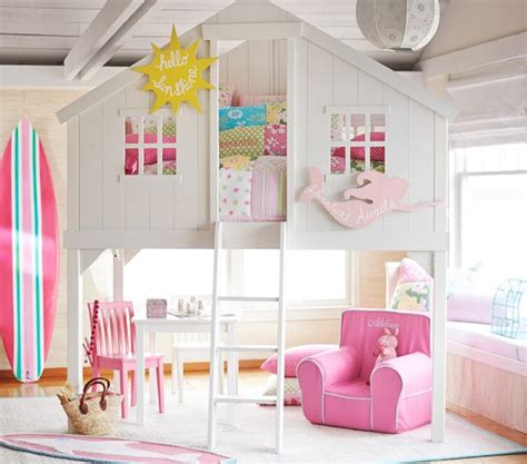 pottery barn kids loft bed treehouse loft bed pottery barn kids