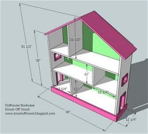 make your own doll house diy dollhouse bookcase make your own or get your hubby
