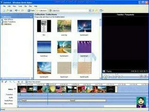 windows movie maker demo tutorial windows movie maker tutorial 3 musical slide show youtube