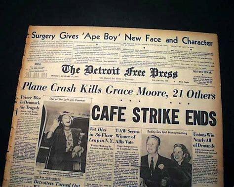 al capone s wars a complete history of organized crime in chicago during prohibition books 1947 al capone rarenewspapers