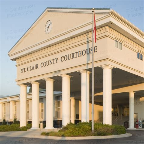 Clair County Records St Clair County Courthouse