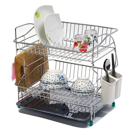 Ikea Kitchen Islands With Seating double dish drainer rack home design ideas