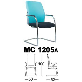 Kursi Kantor Chairman Mc 1205 kursi chairman modern series type mc 1205 a jual daftar harga furniture kantor di jakarta